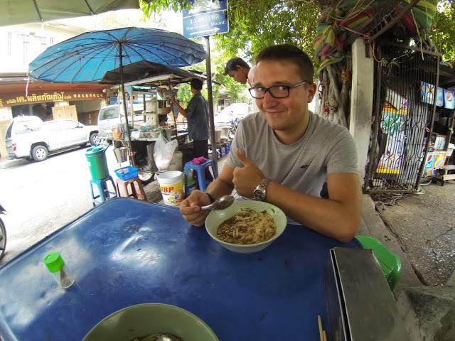 Pierwsza Tajska Zupka