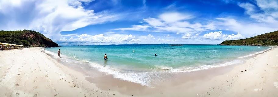 Koh Lan view